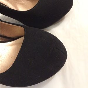 Rue21 Shoes - Rue 21 etc! Black pumps heels shoes 6/7